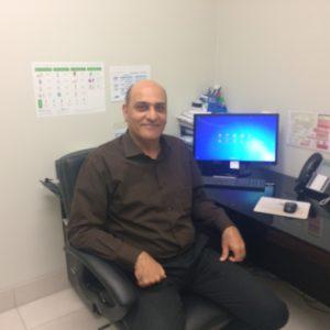 Dr Masoud Shasti